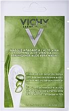 Parfüm, Parfüméria, kozmetikum Helyreállító maszk aloe verával - Vichy Mineral Masks Soothing Aloe Vera Mask