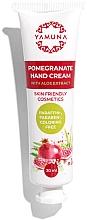 Parfüm, Parfüméria, kozmetikum Kézkrém grénáttal és aloe verával - Yamuna Pomegranate Hand Cream With Aloe Vera