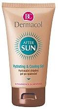 Parfüm, Parfüméria, kozmetikum Regeneráló és hidratáló gél napozás után - Dermacol Hydrating & Cooling Gel