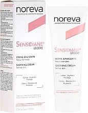 Parfüm, Parfüméria, kozmetikum Könnyű arckrém - Noreva Laboratoires Sensidiane Legere Soothing Cream Normal Skin