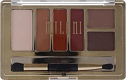 Parfüm, Parfüméria, kozmetikum Szemhéjárnyaló készlet - Milani Everyday Eyes Powder Eyeshadow Collection