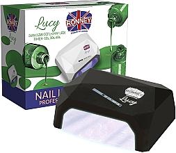 Parfüm, Parfüméria, kozmetikum CCFL+LED lámpa, fekete - Ronney Professional Lucy CCFL + LED 38W (GY-LCL-021) Lamp
