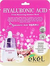 Parfüm, Parfüméria, kozmetikum Szövetmaszk hialuronsavval - Ekel Hyaluronic Acid Ultra Hydrating Essence Mask