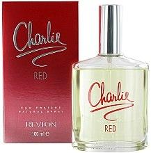 Parfüm, Parfüméria, kozmetikum Revlon Charlie Red - Test spray