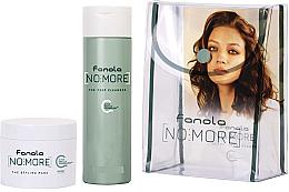 Parfüm, Parfüméria, kozmetikum Szett - Fanola No More Kit Travel Size (shm/100ml + mask/50ml + bag)