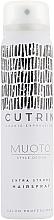 Parfüm, Parfüméria, kozmetikum Hajlakk extra erős fixálás - Cutrin Muoto Extra Strong Hairspray