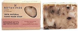 """Parfüm, Parfüméria, kozmetikum Természetes kézzel készült szappan """"Nyír kátrány"""" - Botavikos Hand-Made Soap"""