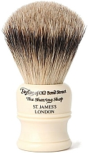 Parfüm, Parfüméria, kozmetikum Borotvapamacs, SH1 - Taylor of Old Bond Street Shaving Brush Super Badger size S