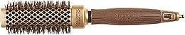 Parfüm, Parfüméria, kozmetikum Kerámia körkefe 30mm - Olivia Garden Nano Thermic Ceramic + Ion Shaper 30