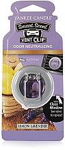 Parfüm, Parfüméria, kozmetikum Folyékony autóillatosító - Yankee Candle Smart Scent Vent Clip Lemon Lavender
