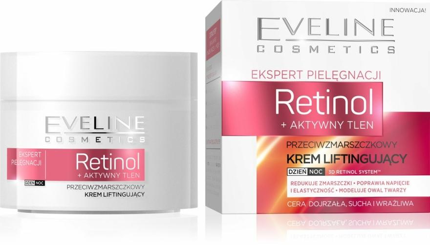 Ránctalanító krém - Eveline Cosmetics Skin Care Expert..