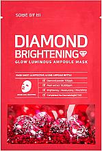Parfüm, Parfüméria, kozmetikum Világosító zselés maszk - Some By Mi Diamond Brightening Calming Glow Luminous Ampoule Mask
