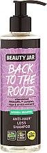 Parfüm, Parfüméria, kozmetikum Hajhullás ellen sampon - Beauty Jar Back To The Roots Anti-Hair Loss Shampoo