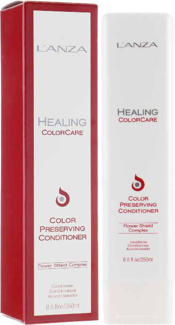 Színvédő hajkondicionáló - L'Anza Healing ColorCare Color-Preserving Conditioner — fotó N1