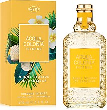 Parfüm, Parfüméria, kozmetikum Maurer & Wirtz 4711 Acqua Colonia Intense Sunny Seaside Of Zanzibar - Kölni