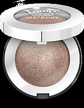 Parfüm, Parfüméria, kozmetikum Égetett szemhéjpúder ragyogó hatással - Pupa Vamp! Wet & Dry Eyeshadow