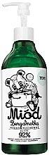 """Parfüm, Parfüméria, kozmetikum Folyékony konyhai szappan """"Méz és bergamott"""" - Yope Honey & Bergamot Hand Soap"""