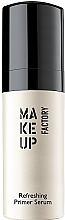 Parfüm, Parfüméria, kozmetikum Primer szérum - Make Up Factory Refreshing Primer Serum