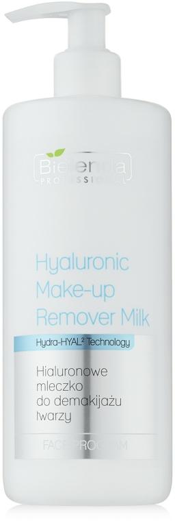 Arctisztító tej hialuronsavval - Bielenda Professional Hydra-Hyal Hyaluronic Make Up Removal