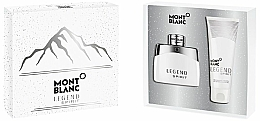Parfüm, Parfüméria, kozmetikum Montblanc Legend Spirit - Szett (edt/50ml + sh/gel/100ml)