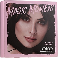 Parfüm, Parfüméria, kozmetikum Szett - Joko Makeup Magic Moment (eye/shadow/7g + n/polish/10ml + mascara/9ml)