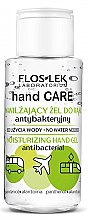 Parfüm, Parfüméria, kozmetikum Antibakteriális gél kézre - Floslek Hand Care Moisturizing Hand Gel