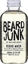 Parfüm, Parfüméria, kozmetikum Gyengéd sampon szakállra - Waterclouds Beard Junk Beard Wash