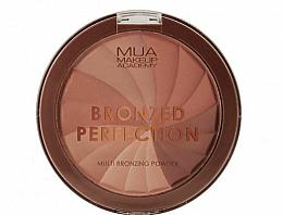 Parfüm, Parfüméria, kozmetikum Bronzosító púder - MUA Bronzed Perfection Multi Bronzing Powder