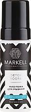 Parfüm, Parfüméria, kozmetikum Arctisztító mousse - Markell Cosmetics Detox Program Face Mousse