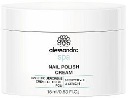 Parfüm, Parfüméria, kozmetikum Krém körömre - Alessandro International Spa Nail Polish Cream