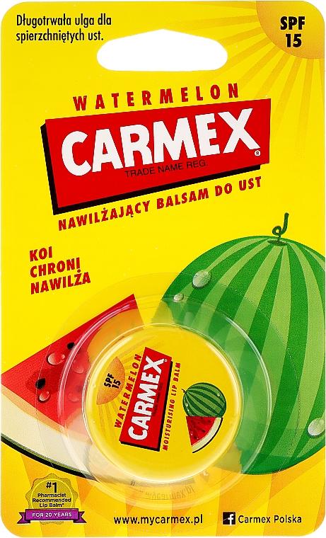 Ajakápoló balzsam - Carmex Lip Balm Water Mellon