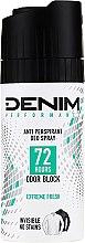 Parfüm, Parfüméria, kozmetikum Deozodor-spray - Denim Deo Extreme Fresh