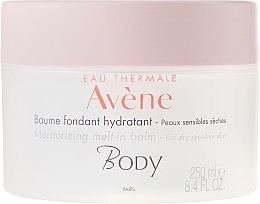 Parfüm, Parfüméria, kozmetikum Hidratáló testápoló balzsam - Avene Eau Thermale Body Moisturising Melt-In Balm