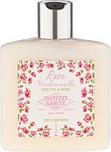 Parfüm, Parfüméria, kozmetikum Tusfürdő gél - Institut Karite Shea Shower Rose Mademoiselle