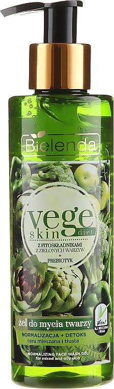 Normalizáló mosakodógél - Bielenda Vege Skin Diet