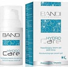 Parfüm, Parfüméria, kozmetikum Hidratáló szemkontúr krém-gél - Bandi Professional Hydro Care Moisturizing Eye Cream-Gel