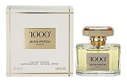 Parfüm, Parfüméria, kozmetikum Jean Patou 1000 - Eau De Toilette