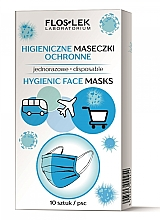Parfüm, Parfüméria, kozmetikum Eldobható védőmaszk - Floslek Hygienic Face Masks