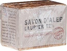 Parfüm, Parfüméria, kozmetikum Alepi szappan babérolajjal 12% - Tade Aleppo Laurel 12% Soap 12%