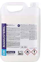 Parfüm, Parfüméria, kozmetikum Kéz- és felületfertfertőtlenítő folyadék - Dr.Manusteril 82% Alcohol (kanna)