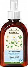 Parfüm, Parfüméria, kozmetikum Növényi elixír hajra - Green Pharmacy