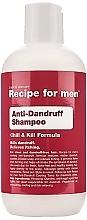 Parfüm, Parfüméria, kozmetikum Korpásodás elleni sampon - Recipe for Men Anti-Dandruff Shampoo