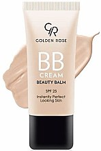 Parfüm, Parfüméria, kozmetikum BB krém - Golden Rose BB Cream Beauty Balm