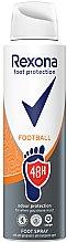 Parfüm, Parfüméria, kozmetikum Lábspray - Rexona Football Spray