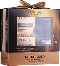 Parfüm, Parfüméria, kozmetikum Szett - Loreal Nutri Gold