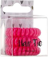 Parfüm, Parfüméria, kozmetikum Hajgumi, rózsaszín - Cosmetic 2K Hair Tie Pink