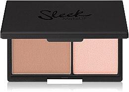 Parfüm, Parfüméria, kozmetikum Matt arcpúder - Sleek MakeUP Face Contour Kit