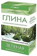 Parfüm, Parfüméria, kozmetikum Kozmetikai zöld agyag arcra és testre - Artcolor