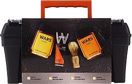 Parfüm, Parfüméria, kozmetikum Szett - Wars (ash/lot/90ml + sh/cr/65ml + edc/90ml + sh/brush + case)