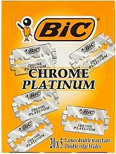 """Parfüm, Parfüméria, kozmetikum Borotvapenge """"Chrome Platinum"""", 100db - Bic"""